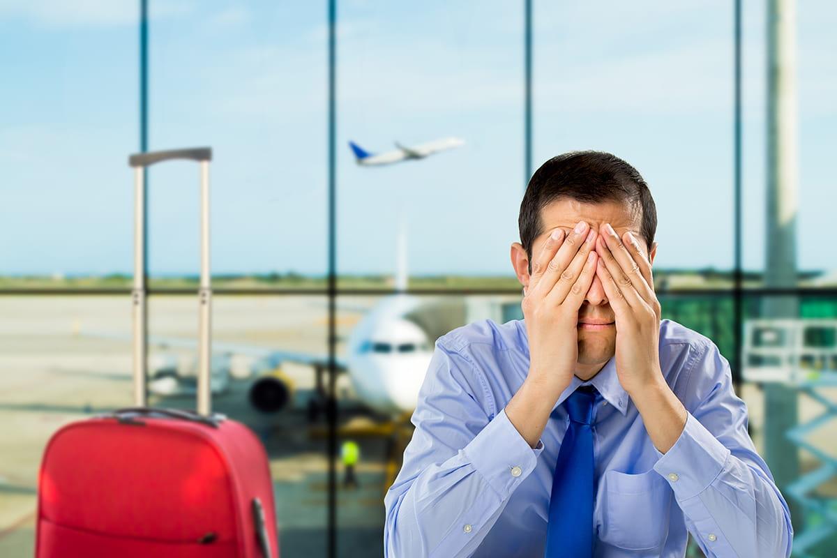 Odszkodowanie za odwołany lub opóźniony lot